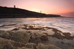 Seascape, Wales, UK. stock images
