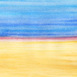 Seascape. Royalty Free Stock Photography