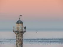 Seascape Whitby στο Γιορκσάιρ Αγγλία UK Στοκ Εικόνες