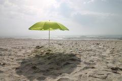 Seascape, wild beach, ocean waves Stock Photography