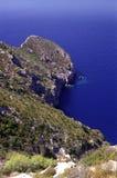 Seascape  in Zakynthos Stock Image