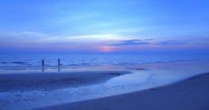 SeascapeRayong strand Arkivfoton