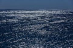 Seascapes с изумительными облаками стоковая фотография