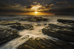 seascapes Fotografering för Bildbyråer