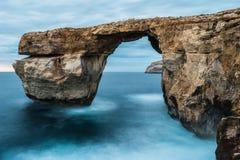 Dwejra Gozo Azur window royalty free stock photos