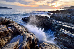 Seascapes Royalty Free Stock Images