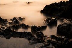 SeascapeSi-chang ö Arkivbild