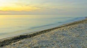 seashell золотодобывающего рудника Стоковые Фотографии RF