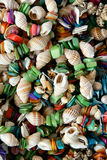 Seashell bracelet Royalty Free Stock Images