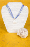 Seashell Necklace #9 Stock Photography