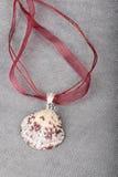Seashell Necklace #5 Stock Photo