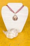 Seashell Necklace #14 Stock Image