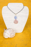 Seashell Necklace #4 Stock Images