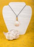 Seashell Necklace #13 Royalty Free Stock Photo