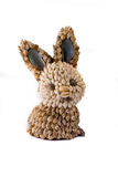 Seashell Rabbit figurine Royalty Free Stock Photo