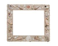 seashell ramowy Obrazy Stock