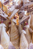 Seashell Windchime Obraz Royalty Free