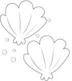 seashells royalty illustrazione gratis