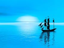 seaship αβ Στοκ Εικόνες