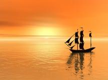 seaship Стоковое Фото