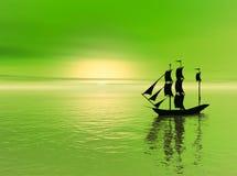 seaship Стоковая Фотография