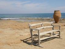 seashore бака стенда Стоковое Изображение
