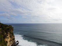 Seashore в Бали стоковое изображение rf
