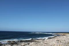 Seashore Мальта Стоковое фото RF