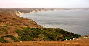 Seashore соотечественника Reyes стоковое изображение rf