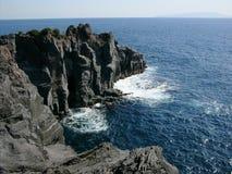 seashore японии ito стоковое фото