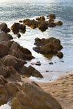 Seashore Arkivbild