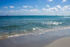 seashore Stock Foto's