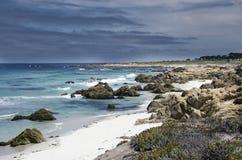 seashore Fotografia de Stock