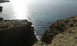 seashore Стоковое фото RF