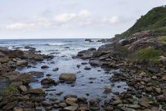 seashore obrazy royalty free