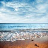 seashore Zdjęcie Stock