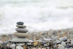 Seashore background Stock Images