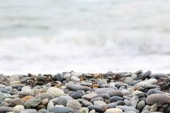 Seashore background Royalty Free Stock Photography