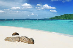 Beautiful tropical landscape. Lipe island, Thailan Stock Photo