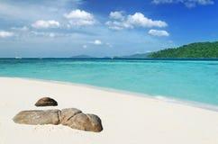 Beautiful tropical landscape. Lipe island, Thailan Stock Photo