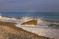 Seashore Stock Photography