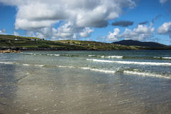 Seashore in Connemara Royalty Free Stock Image
