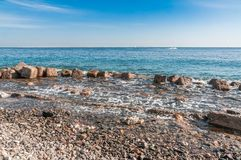 The Egyptian Red Sea in Hurgada Royalty Free Stock Images