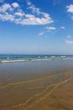 Seashore impressionante Fotografia de Stock