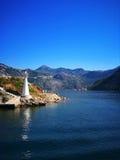 Seashore. In Montenegro Stock Photography