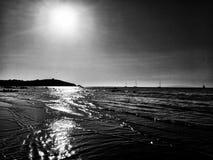 Seashore, Punta Ala, Tuscany, Italy Royalty Free Stock Photos