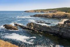 The Seashore Of Sinemorec Stock Photo