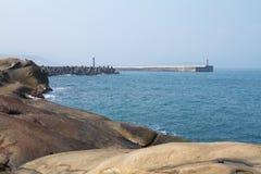 Seashore in Tai Wan Stock Photos