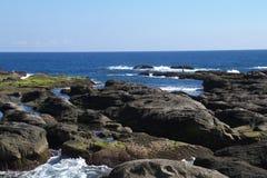 Seashore in Tai Wan Royalty Free Stock Image