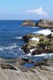 Seashore in Tai Wan Royalty Free Stock Photos